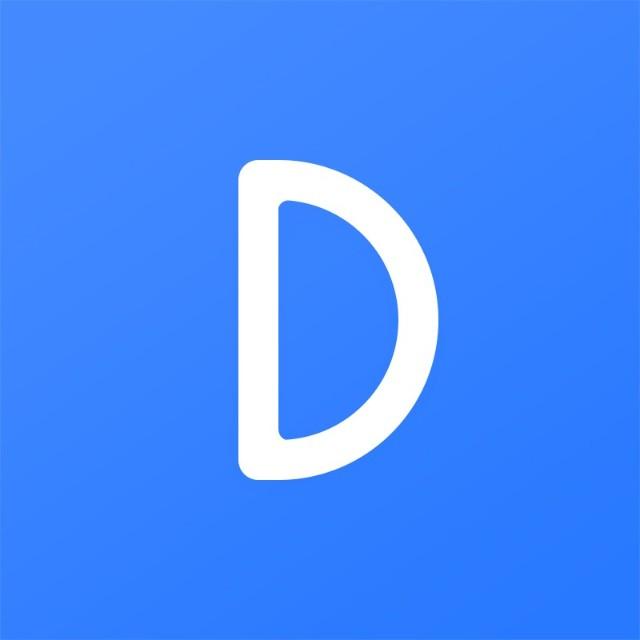 彩云译设计微信公众号二维码
