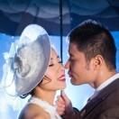 杨翱铭和施文的婚礼