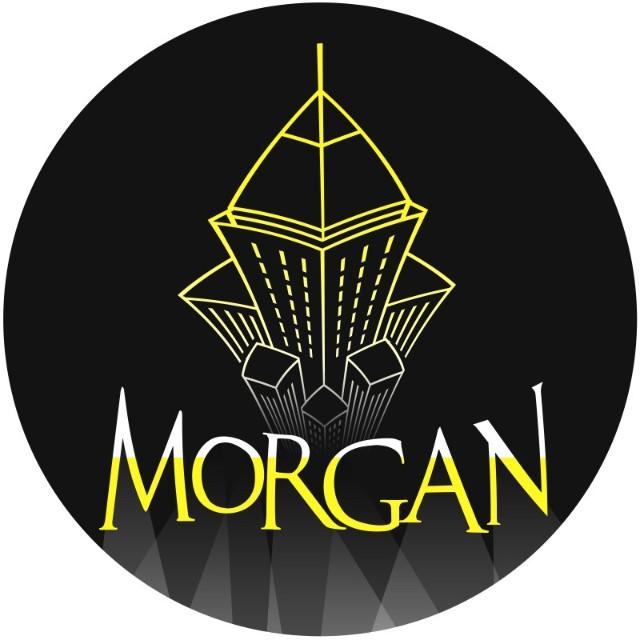 摩根生活微信公众号二维码
