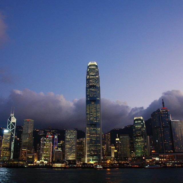 香港欢聚自由行