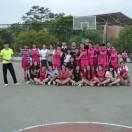 地理与旅游管理系女子篮球队