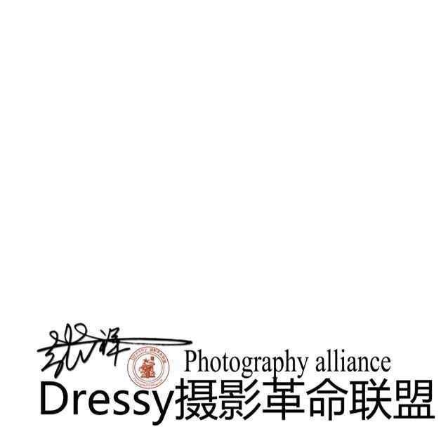 Dressy摄影头像图片