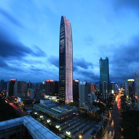 今日深圳城
