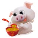 八宝猪生物营养