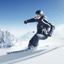 青岛小珠山滑雪滑草场