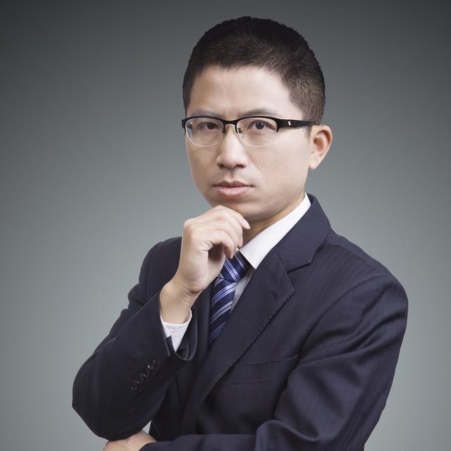 金融经济学家吴裕彬头像图片