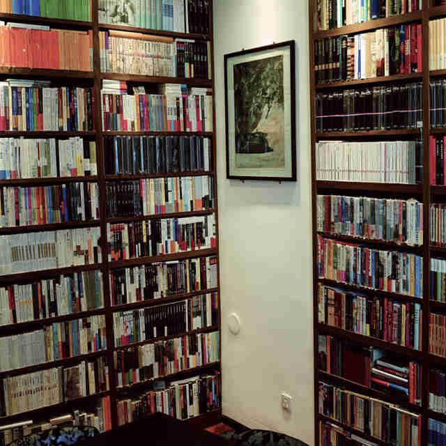 文泽尔私人图书馆