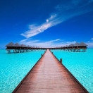马来西亚浪中岛夏日海湾度假村