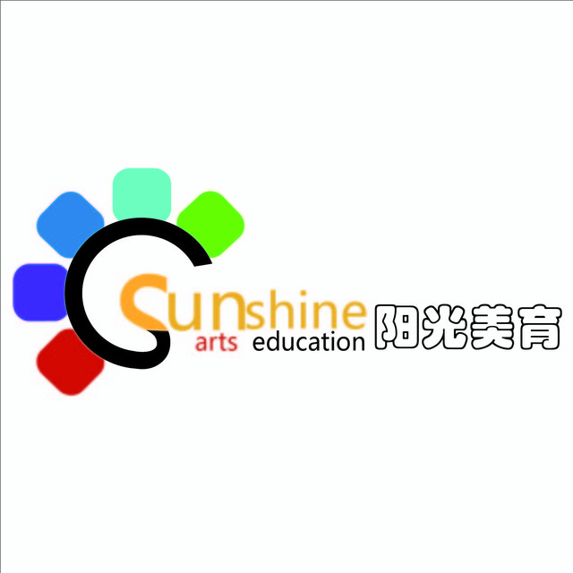 阳光美术教育平台头像图片