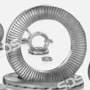 双叠自锁防松锁紧垫圈DIN25201
