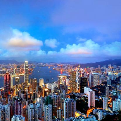在香港的这一年