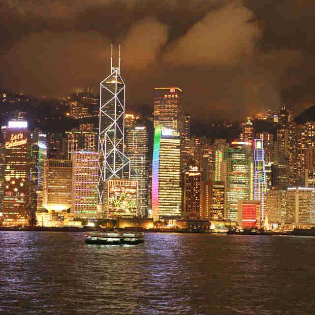 中港-香港直通车