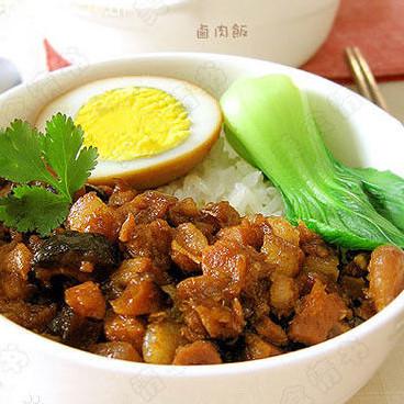 南风台湾卤肉饭
