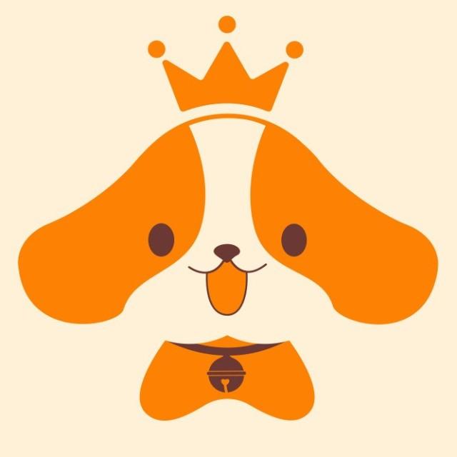 狗与爱的世界微信公众号二维码