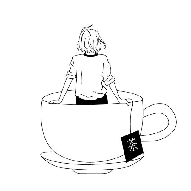 茶茶的日行记微信公众号二维码
