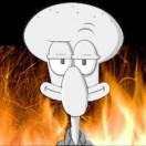 燃烧的章鱼哥