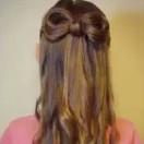 教你扎头发造型