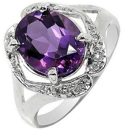 紫水晶头像图片