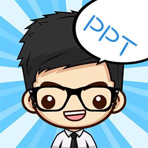 涛说PPT微信公众号二维码