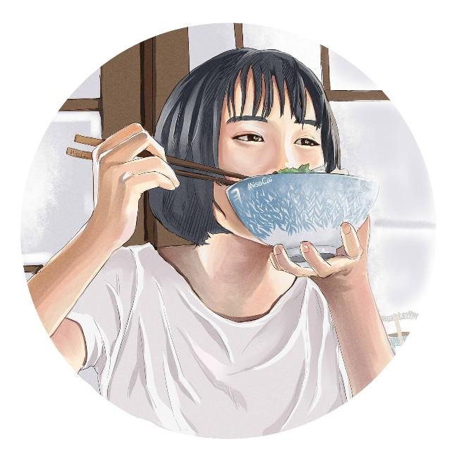 菜菜美食日记微信公众号二维码
