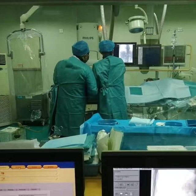 安徽省中医院血管介入和疼痛科