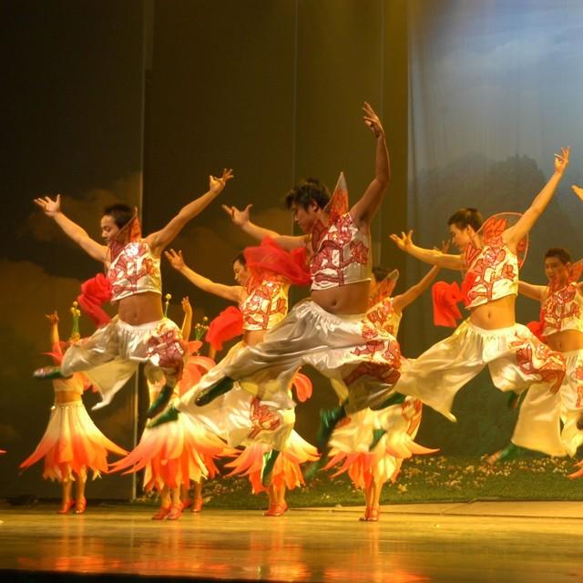 陕西省汉中市歌舞剧团