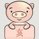 亥猪-生肖星座运程事业财运爱情