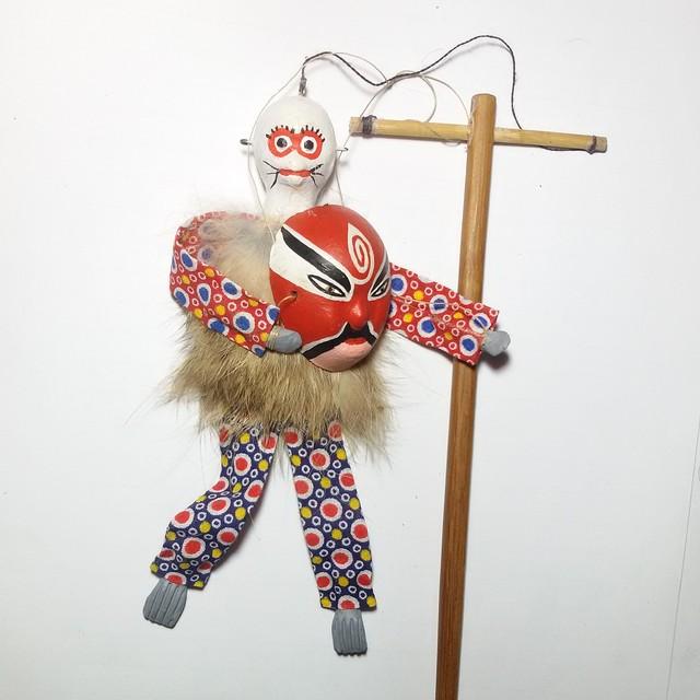 河南省非物质文化遗产猴加官