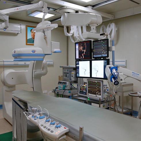 重庆市垫江县人民医院介入科