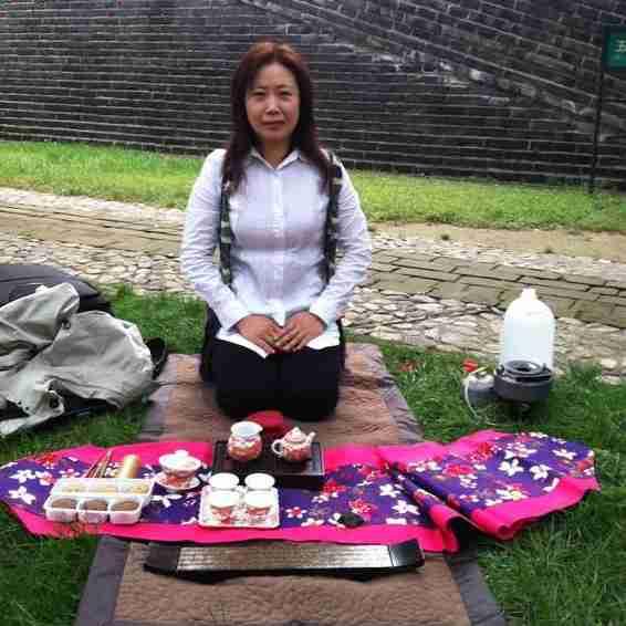 安安的台湾茶