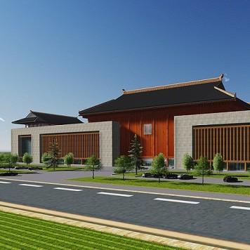 陕西省图书馆扩建工程