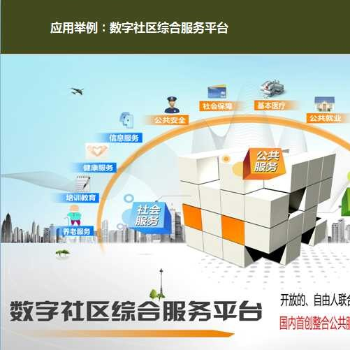 甘肃省数字化综合服务平台