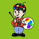 小画家艺术教育