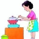 教妈妈学做菜