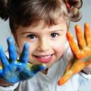 幼儿园创意亲子手工