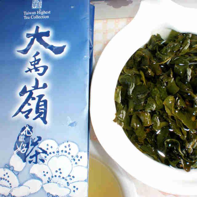 台湾大禹岭茶业