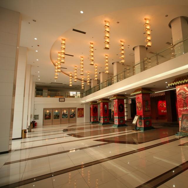 福建省杂技团福州大戏院