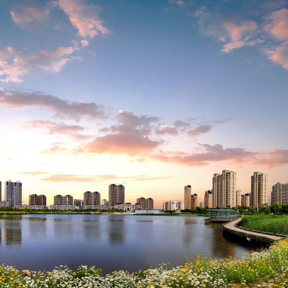上海华润中央公园头像图片