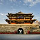 金张掖旅游文化站