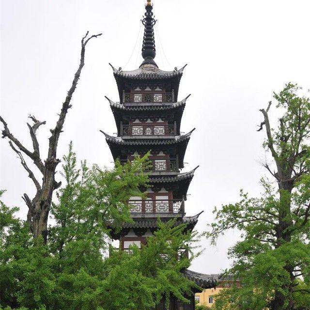 上海市金山区松隐禅寺