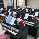 榆林高新一中钢琴社团