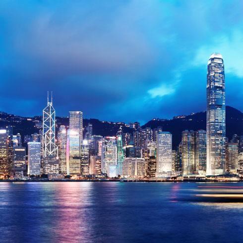 赫赫香港财富圈