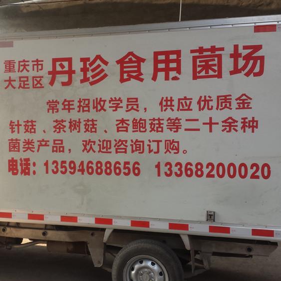 重庆市大足区丹珍食用菌