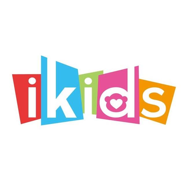 iKids微信公众号二维码