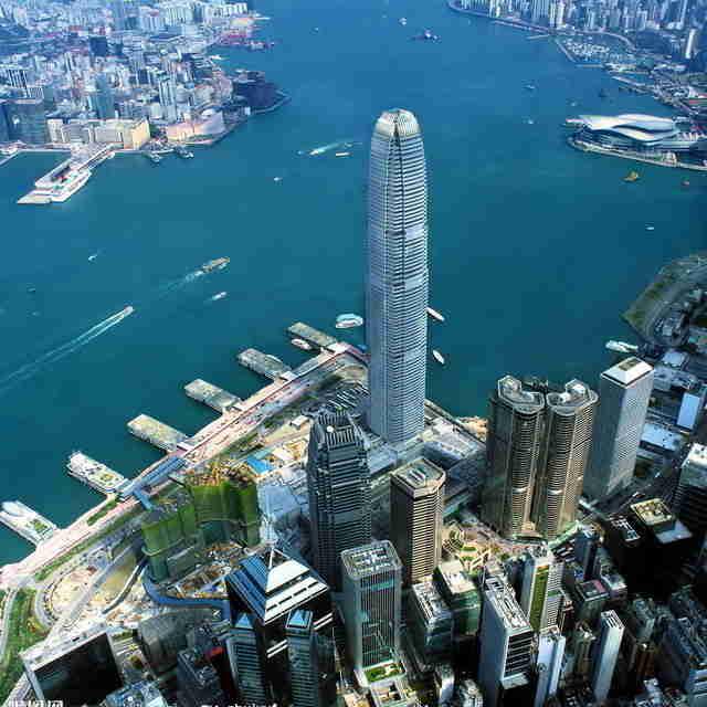 香港国际金融
