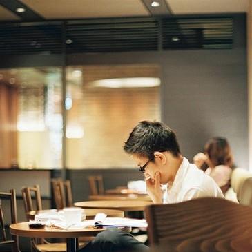 未汀咖啡书屋头像图片