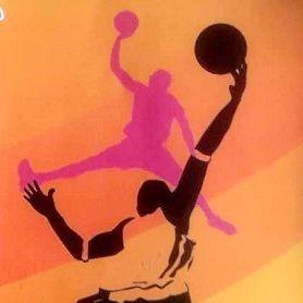 山东省直篮球赛