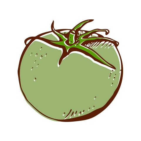 油炸绿番茄