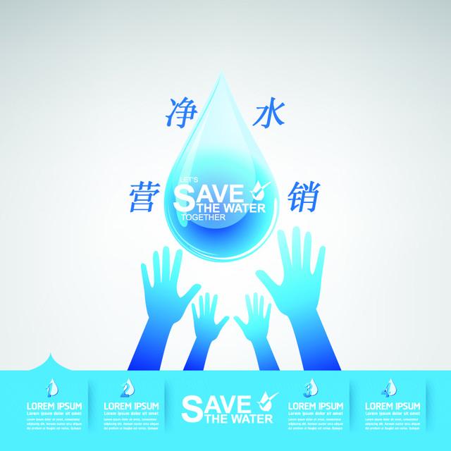 净水器免费营销中心微信公众号二维码