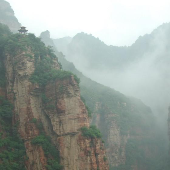 河北省邢台大峡谷